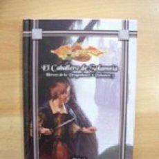 Libros de segunda mano: DRAGONLANCE. EL CABALLERO DE SOLAMNIA. HÉROES DE LA DRAGONLANCE. VOLUMEN 3. MICHAEL WILLIAMS. Lote 155656870