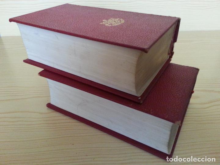 Libros de segunda mano: JULIO VERNE: OBRAS COMPLETAS, VOLS. II y V (2 TOMOS) - PLAZA & JANÉS, 1970/1971 - Foto 3 - 155682942