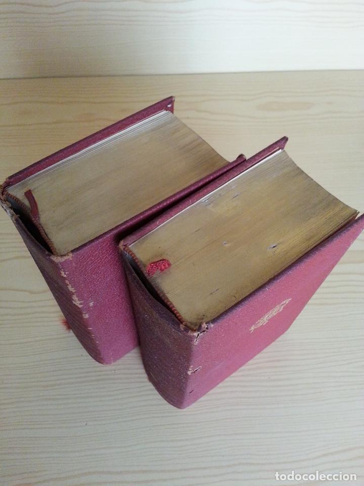 Libros de segunda mano: JULIO VERNE: OBRAS COMPLETAS, VOLS. II y V (2 TOMOS) - PLAZA & JANÉS, 1970/1971 - Foto 4 - 155682942
