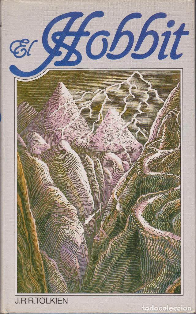 EL HOBBIT - TOLKIEN, J. R. R. (Libros de Segunda Mano (posteriores a 1936) - Literatura - Narrativa - Ciencia Ficción y Fantasía)