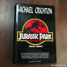Libros de segunda mano: JURASSIC PARK - MICHAEL CRICHTON. Lote 179150713