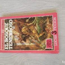 Libros de segunda mano: ALTEA JUNIOR - LUCHA FICCIÓN 3 - EL BOSQUE TENEBROSO. Lote 156856970