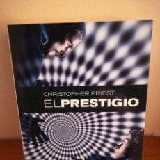 Livres d'occasion: EL PRESTIGIO - CHRISTOPHER PRIEST - MINOTAURO. Lote 158198761