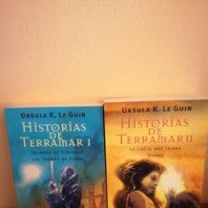Libros de segunda mano: HISTORIAS DE TERRAMAR - URSULA K. LE GUIN - MINOTAURO. Lote 156865438
