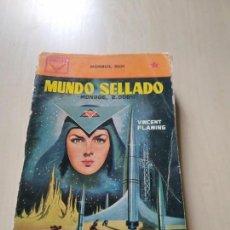 Libros de segunda mano: MUNDO SELLADO - VINCENT FLAMING. CENIT. RARO.. Lote 156894790