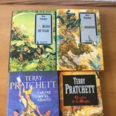 Libros de segunda mano: PACK TERRY PRATCHETT. Lote 127605351