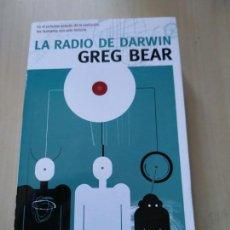 Libros de segunda mano: LA RADIO DE DARWIN - GREG BEAR. ZETA. Lote 171153167