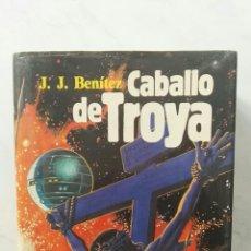 Libros de segunda mano: CABALLO DE TROYA J.J. BENÍTEZ. Lote 158942773
