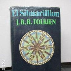 Libros de segunda mano: J.R.R. TOLKIEN: EL SILMARILLION (MINOTAURO,). TAPA DURA CON SOBRECUBIERTA.. Lote 220632491
