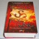 Libros de segunda mano: FOC I SANG GEORGE R.R. MARTIN. Lote 159962402