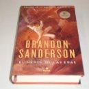 Libros de segunda mano: BRANDON SANDERSON EL HEREO DE LA ERAS NACIDOS DE LA BRUMA (MISTBORN) III. Lote 159962718