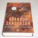 Libros de segunda mano: BRANDON SANDERSON EL POZO DE LA ASCENSIÓN NACIDOS DE LA BRUMA (MISTBORN) II. Lote 159963258