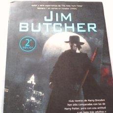 Libros de segunda mano: JIM BUTCHER. LUNA LLENA.. Lote 160173826