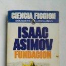 Libros de segunda mano: FUNDACIÓN ISAAC ASIMOV. Lote 160573026