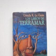 Libros de segunda mano: LOS LIBROS DE TERRAMAR - URSULA K LE GUIN - CIRCULO DE LECTORES 1991. Lote 160785614