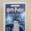 Libros de segunda mano: HARRY POTTER Y LA ORDEN DEL FENIX - SALAMANDRA. Lote 160992554