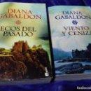 Libros de segunda mano: ECOS DEL PASADO: LA SAGA 2 LIBROS OFERTA. Lote 161183730