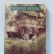 Libros de segunda mano: RUDYARD KIPLING - LA MARCA DE LA BESTIA Y OTROS RELATOS FANTÁSTICOS (VALDEMAR TIEMPO CERO 1993). Lote 203611357