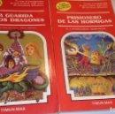 Libros de segunda mano: LOTE DE LIBROS ELIGE TU PROPIA AVENTURA. LOS DOS EDITADO POR TIMUN MAS. USADOS.. Lote 161379494