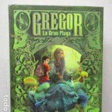 Libros de segunda mano: GREGOR 3: LA GRAN PLAGA BY SUZZANE COLLINS - EXCELENTE ESTADO. Lote 161584706