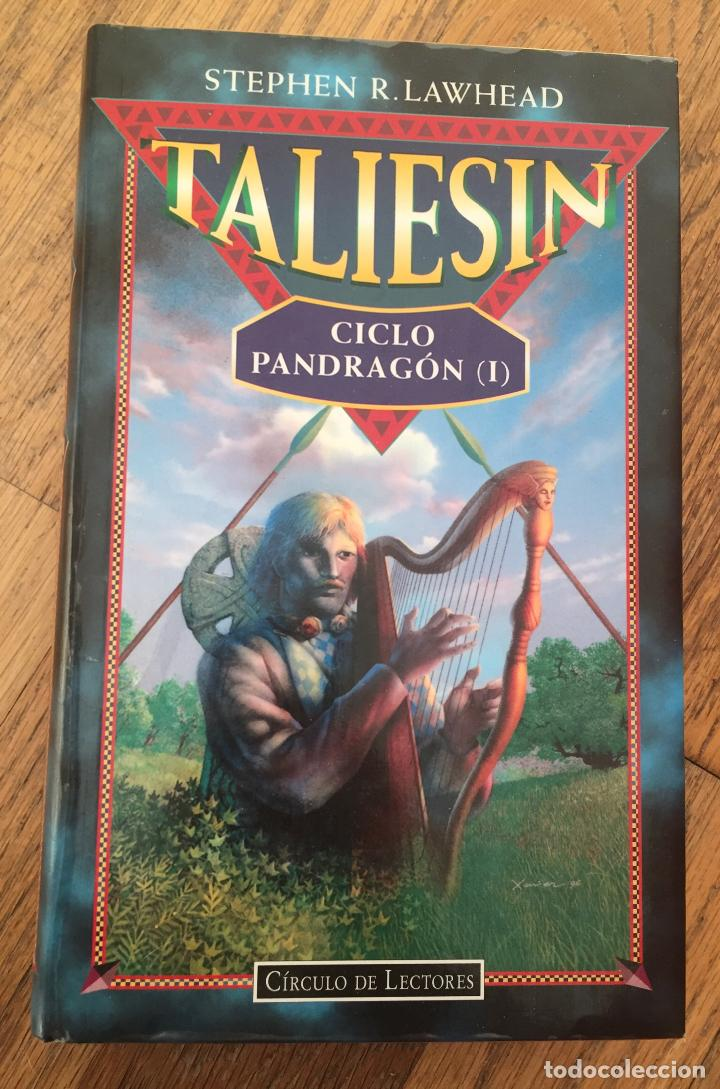 official store lower price with arriving TALIESIN, Stephen R. Lawhead, Ciclo Pandragon I