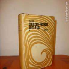 Livres d'occasion: CIENCIA FICCIÓN INGLESA. OBRAS ESCOGIDAS, 1 - AGUILAR TOLLE LEGE, PLENA PIEL, MUY BUEN ESTADO. Lote 161839222