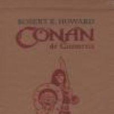 Libros de segunda mano - CONAN DE CIMMERIA VOL 1 1932-1933 - 162448874