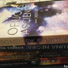 Libros de segunda mano: 4 LIBROS ROMINA ROSELL. Lote 162454944
