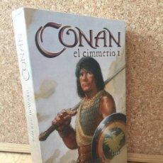 Libros de segunda mano - CONAN EL CIMERIO I - ROBERT E. HOWARD - TIMUNMAS - NUEVO - 162718382