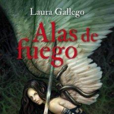 Libros de segunda mano - Alas de fuego. - Gallego García, Laura. - 163635117
