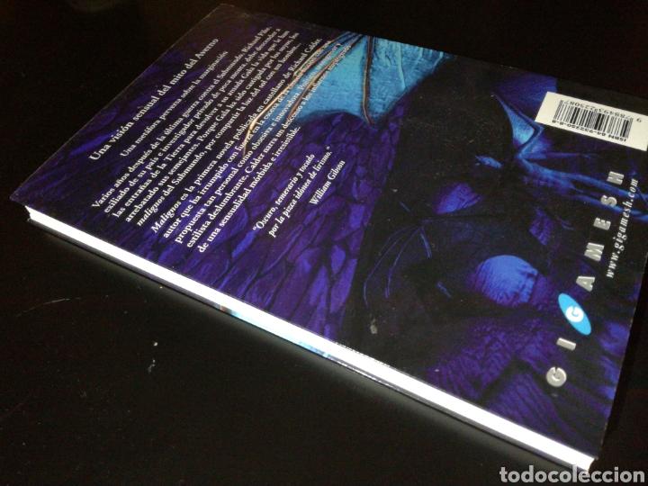 Libros de segunda mano: MALIGNOS - RICHARD CALDER - GIGAMESH - Foto 3 - 164765248