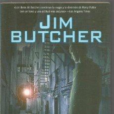 Libros de segunda mano: JIM BUTCHER. TORMENTA. LA FACTORIA DE IDEAS.. Lote 164844850