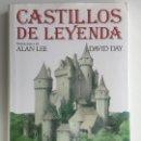 Libros de segunda mano: CASTILLOS DE LEYENDA - DAVID DAY - ILUSTRACIONES DE ALAN LEE - TIMUN MAS. Lote 164960254