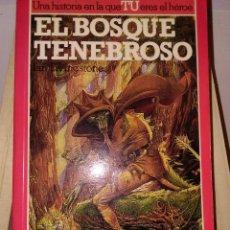 Libros de segunda mano - LUCHA FICCIÓN N.º 3. EL BOSQUE TENEBROSO - IAN LIVINGSTONE - 165037454