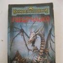 Libros de segunda mano: FUEGO MÁGICO - ED GREENWOOD - REINOS OLVIDADOS - EDITORIAL TIMUN MAS - AÑO 1989.. Lote 165212718
