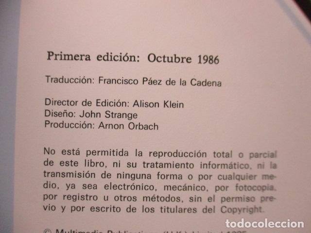 Libros de segunda mano: LA TECVNOLOGÍA - PETER EVANS / ISAAC ASIMOV - TU MUNDO 2000 - EDITORIAL DEBATE, EXCELENTE ESTADO. - Foto 11 - 165273858