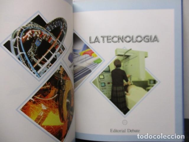 Libros de segunda mano: LA TECVNOLOGÍA - PETER EVANS / ISAAC ASIMOV - TU MUNDO 2000 - EDITORIAL DEBATE, EXCELENTE ESTADO. - Foto 12 - 165273858
