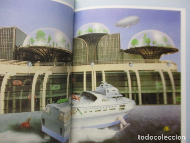 Libros de segunda mano: LA TECVNOLOGÍA - PETER EVANS / ISAAC ASIMOV - TU MUNDO 2000 - EDITORIAL DEBATE, EXCELENTE ESTADO. - Foto 17 - 165273858
