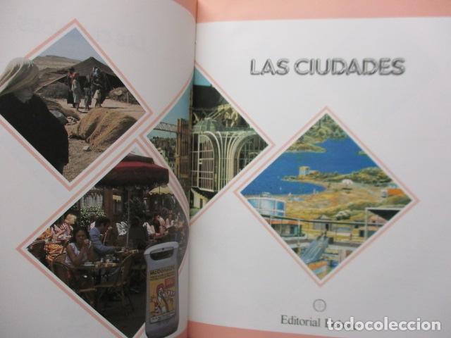 Libros de segunda mano: LAS CIUDADES - ROBERT ROYSTON / ISAAC ASIMOV - TU MUNDO 2000 - EDITORIAL DEBATE, EXCELENTE ESTADO. - Foto 7 - 165274010