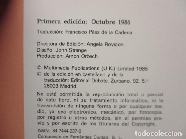 Libros de segunda mano: LAS CIUDADES - ROBERT ROYSTON / ISAAC ASIMOV - TU MUNDO 2000 - EDITORIAL DEBATE, EXCELENTE ESTADO. - Foto 10 - 165274010