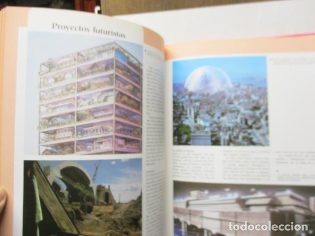 Libros de segunda mano: LAS CIUDADES - ROBERT ROYSTON / ISAAC ASIMOV - TU MUNDO 2000 - EDITORIAL DEBATE, EXCELENTE ESTADO. - Foto 12 - 165274010