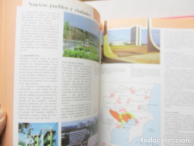 Libros de segunda mano: LAS CIUDADES - ROBERT ROYSTON / ISAAC ASIMOV - TU MUNDO 2000 - EDITORIAL DEBATE, EXCELENTE ESTADO. - Foto 13 - 165274010