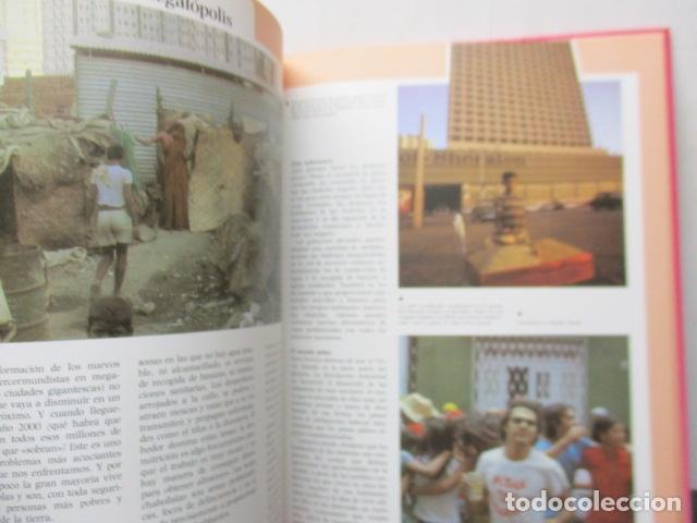 Libros de segunda mano: LAS CIUDADES - ROBERT ROYSTON / ISAAC ASIMOV - TU MUNDO 2000 - EDITORIAL DEBATE, EXCELENTE ESTADO. - Foto 14 - 165274010