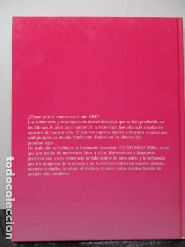 Libros de segunda mano: LAS CIUDADES - ROBERT ROYSTON / ISAAC ASIMOV - TU MUNDO 2000 - EDITORIAL DEBATE, EXCELENTE ESTADO. - Foto 16 - 165274010