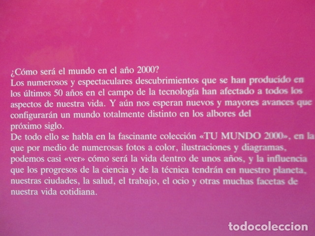 Libros de segunda mano: LAS CIUDADES - ROBERT ROYSTON / ISAAC ASIMOV - TU MUNDO 2000 - EDITORIAL DEBATE, EXCELENTE ESTADO. - Foto 17 - 165274010