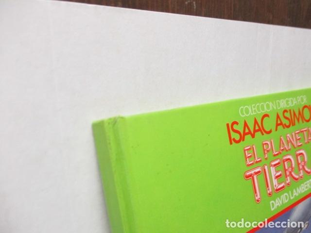 Libros de segunda mano: EL PLANETA TIERRA - DAVID LAMBE / ISAAC ASIMOV - TU MUNDO 2000 - EDITORIAL DEBATE, EXCELENTE ESTADO. - Foto 2 - 165274042