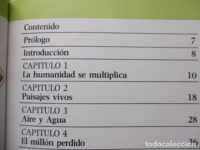 Libros de segunda mano: EL PLANETA TIERRA - DAVID LAMBE / ISAAC ASIMOV - TU MUNDO 2000 - EDITORIAL DEBATE, EXCELENTE ESTADO. - Foto 8 - 165274042