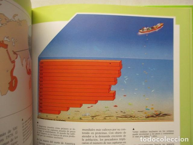 Libros de segunda mano: EL PLANETA TIERRA - DAVID LAMBE / ISAAC ASIMOV - TU MUNDO 2000 - EDITORIAL DEBATE, EXCELENTE ESTADO. - Foto 11 - 165274042