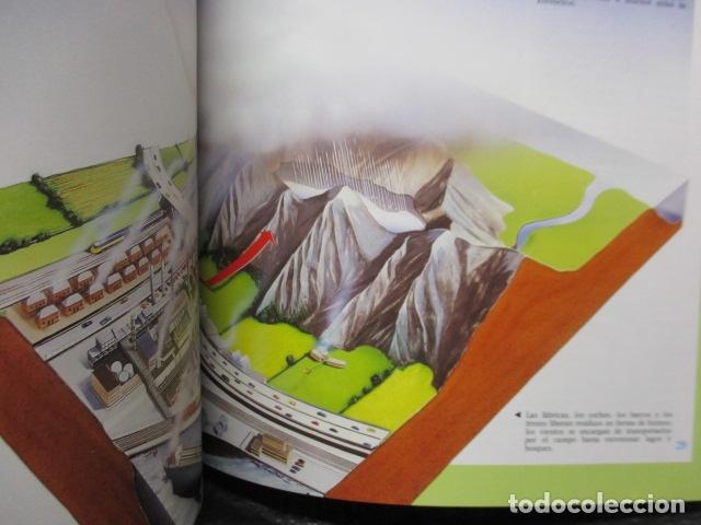 Libros de segunda mano: EL PLANETA TIERRA - DAVID LAMBE / ISAAC ASIMOV - TU MUNDO 2000 - EDITORIAL DEBATE, EXCELENTE ESTADO. - Foto 12 - 165274042