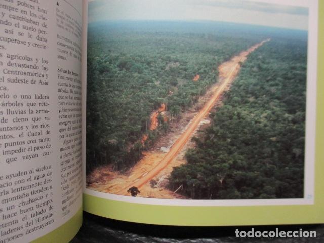 Libros de segunda mano: EL PLANETA TIERRA - DAVID LAMBE / ISAAC ASIMOV - TU MUNDO 2000 - EDITORIAL DEBATE, EXCELENTE ESTADO. - Foto 13 - 165274042